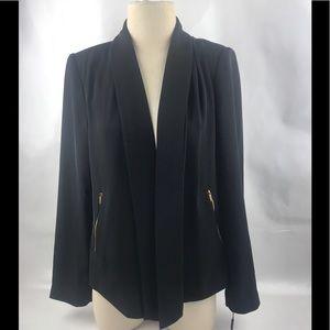 Calvin Klein Black Jacket Size 10